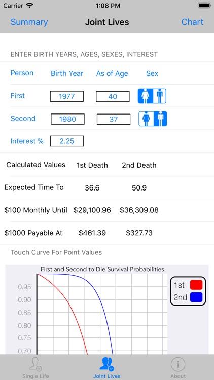 Survival Odds screenshot-3