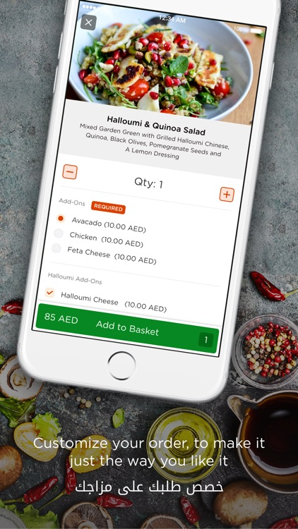 RoundMenu Online Food Delivery
