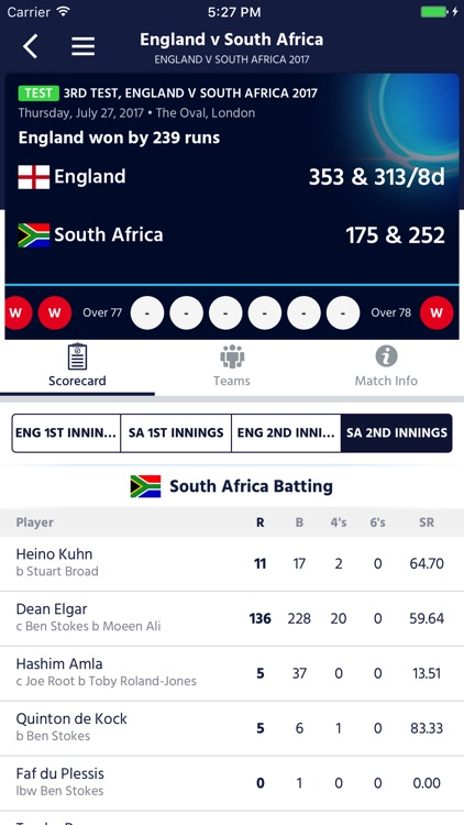 ICC Cricket screenshot-1