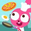 泡泡兔经营西餐厅 - 儿童做饭游戏