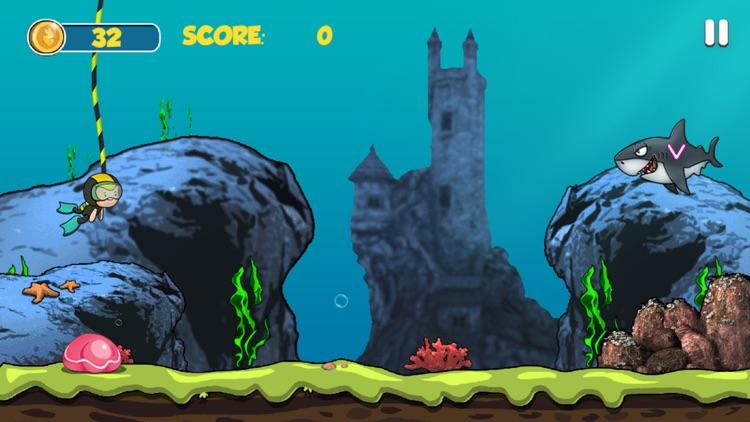 Shark Hunting : Magic Finger screenshot-3