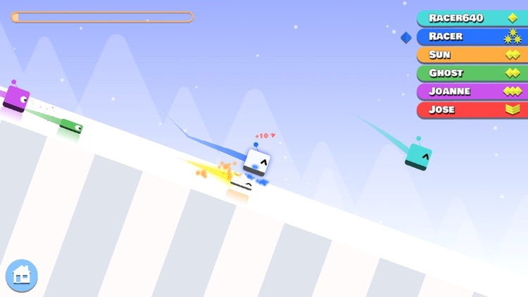 Ice Racing.io screenshot-3