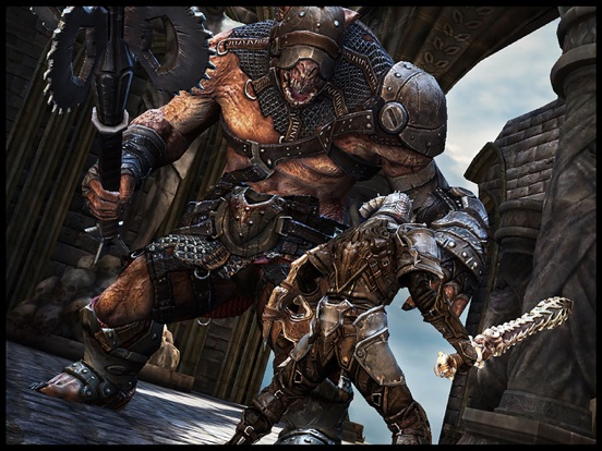 Screenshot #4 for Infinity Blade