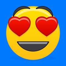 Adult Emojis Emoticon Icons - Smiley Faces Emoji Keyboard Funny Sticker.s for Snapchat Texting & Chatting