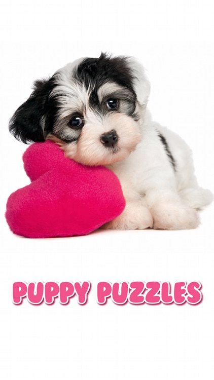 Cute Puppy Jigsaw Puzzle Games