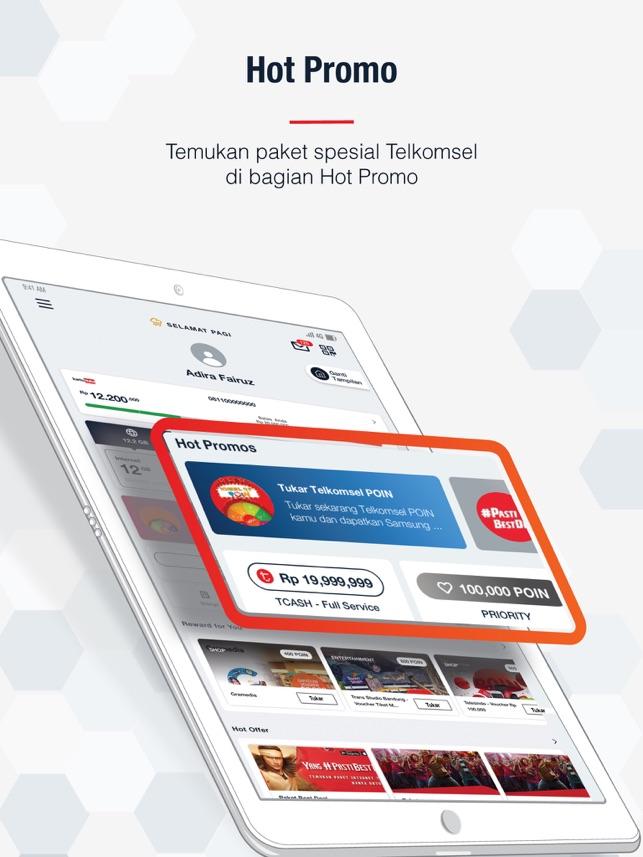 MyTelkomsel im App Store