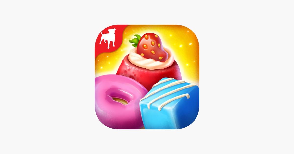 Cake Swap Rainbow Frosting