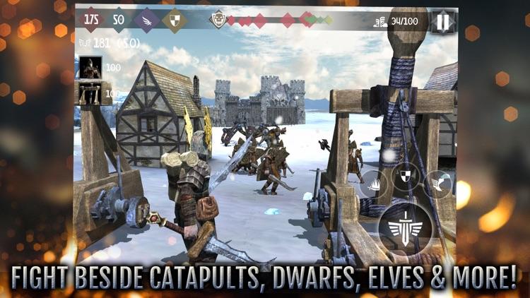 Heroes and Castles 2 screenshot-4