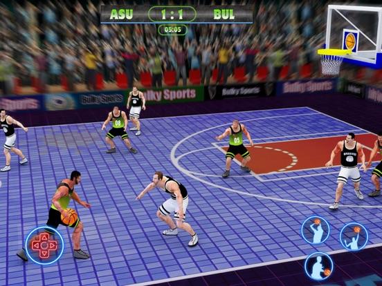 Fanatical PRO Basketball 2018 screenshot 6