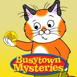 Busytown: Pirate Gold Mystery app
