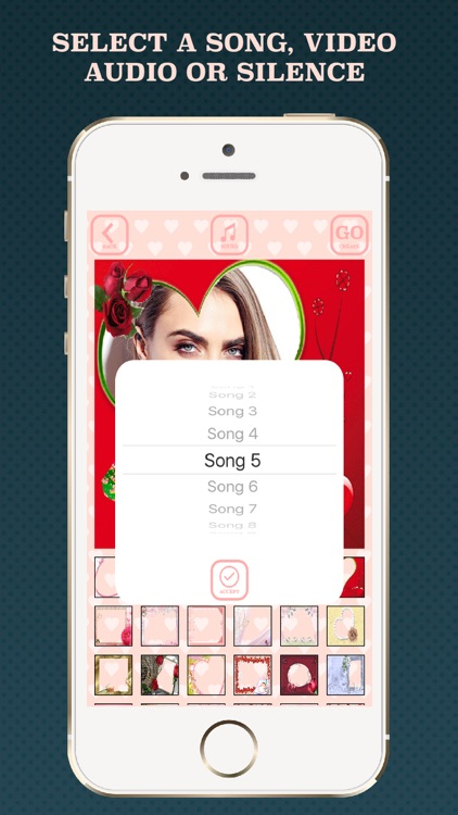 Love video maker with music screenshot-3