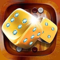 Backgammon Live! #1 Board Game
