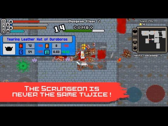The Scrungeon Depths screenshot 1