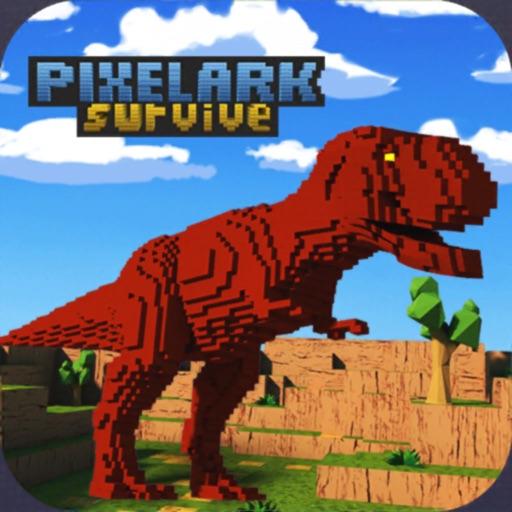 Pixel ARK Survive