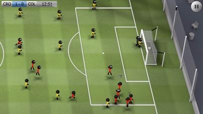 Stickman Soccer Скриншоты6