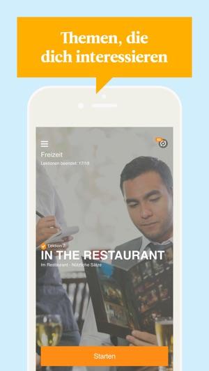 Läuft Bei Dir Englisch babbel englisch lernen im app store