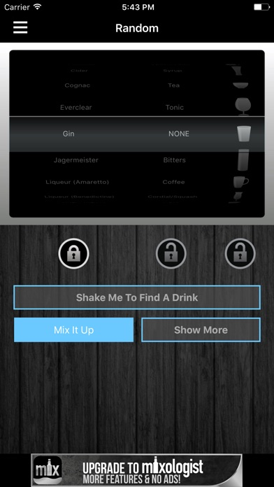 Mixology™ Drink & Cocktail Recipes (Free) iPhone