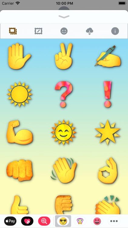 Amazing Emoji • Stickers screenshot-8