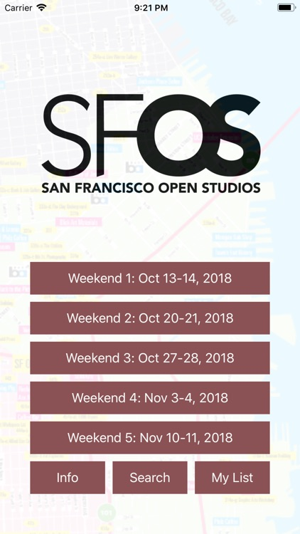 ArtSpan SF Open Studios screenshot-0