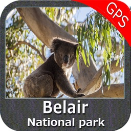 Belair National Park GPS Chart
