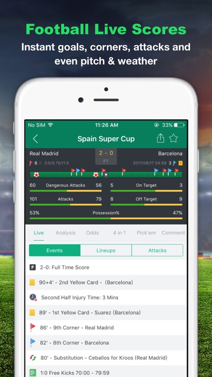 ScoreBing Soccer Predictions by Chengdu Besget Technology Co , Ltd