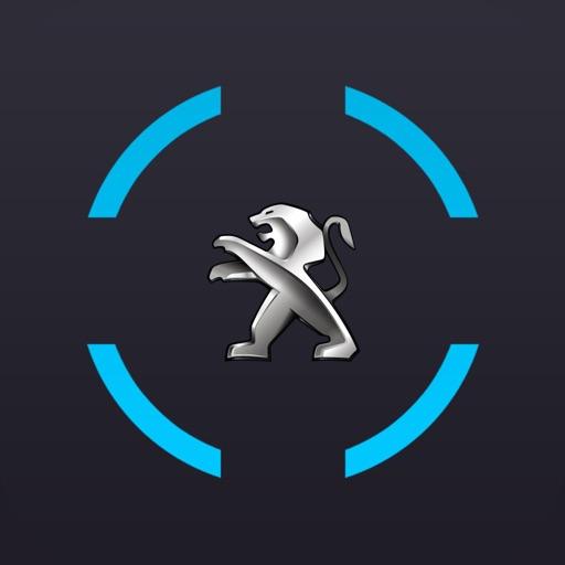 Scan MyPeugeot App