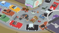 Donut County iphone images