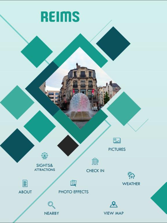 Reims Tourism | App Price Drops