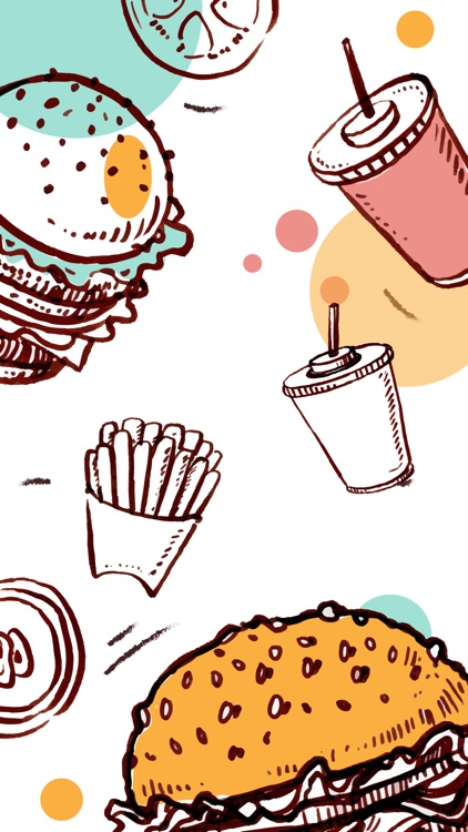 Food Bank For Food Lover Stickers