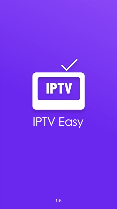 messages.download IPTV Easy - m3u Playlist software