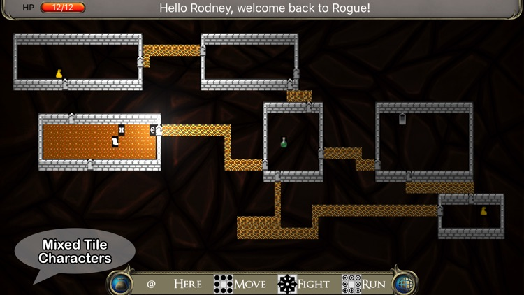 Rogue screenshot-5