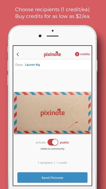 Pixinote screenshot-3