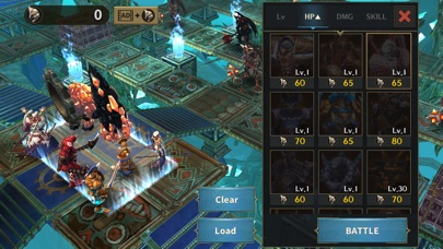 Screenshot for Dungeon Simulator: StrategyRPG in United States App Store