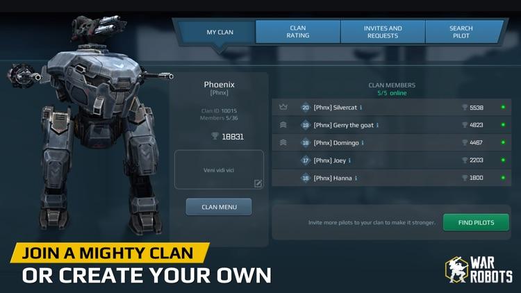 War Robots screenshot-3