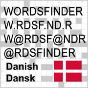 Dansk Words Finder PRO