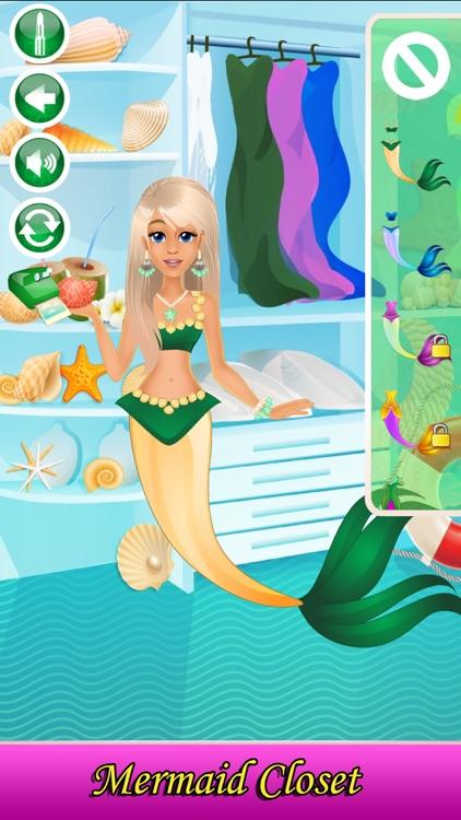 Mermaid Makeover & Salon Spa screenshot-9
