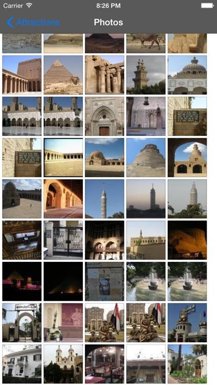 Cairo Travel Guide Offline