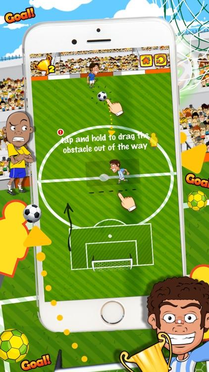 One Soccer Kick Go