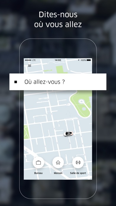 download Uber apps 2