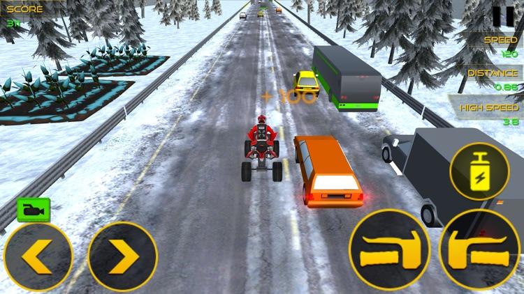 Endless Quad Bike Racing screenshot-3