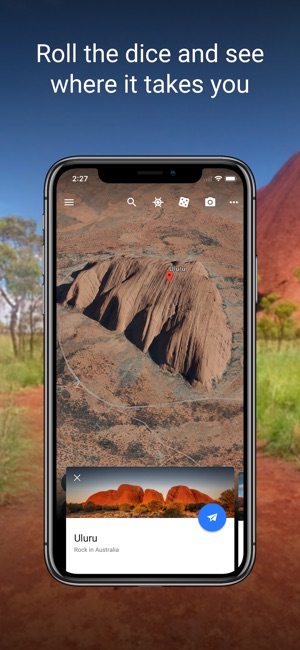 Explore the planet from your iPhone or iPad