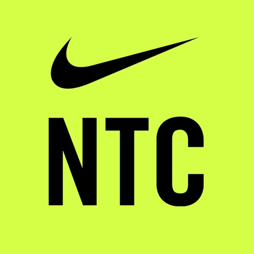 Nike Training Club iOS App