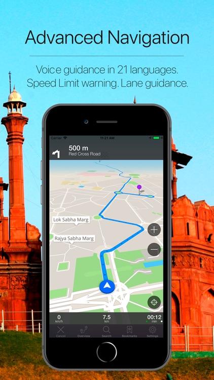 India Offline Navigation screenshot-3