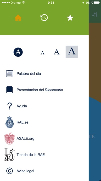 Diccionario del estudiante screenshot-4