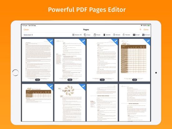 Screenshot #6 pour PDF Max Pro - #1 PDF app!
