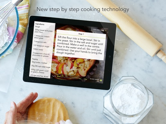 taste.com.au recipes-ipad-1