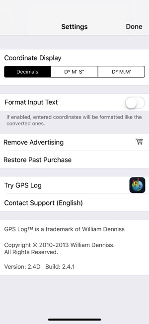 GB Grid Converter on the App Store