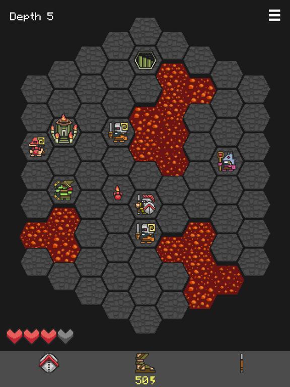 Hoplite Screenshots