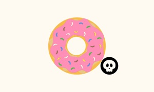 Donuts Go Nuts!