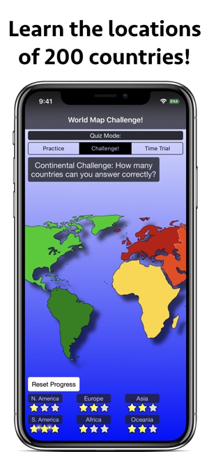 World map challenge edu ed on the app store screenshots gumiabroncs Choice Image